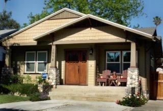 Room Addition, Craftsman home, Altadena, CA