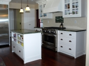 Remodeled Kitchen, Altadena, CA