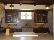 Custom kitchen, Pasadena, CA