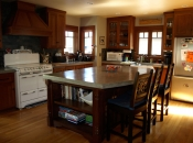 Remodeled Kitchen, Craftsman home, Pasadena, CA